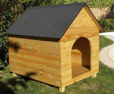 Casetas para perros - Como hacer una caseta de jardin ...