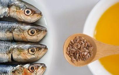 Alimentos con omega 3 y omega 6