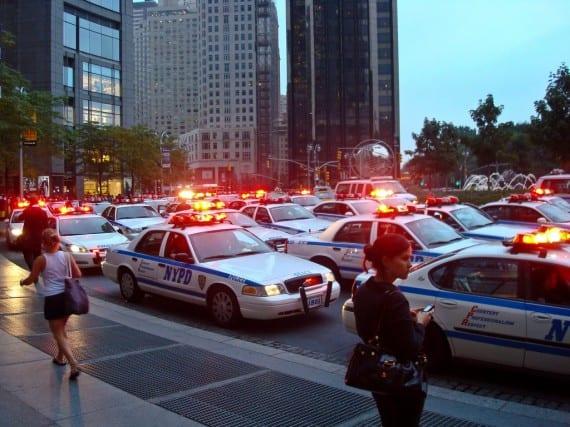 policia new york