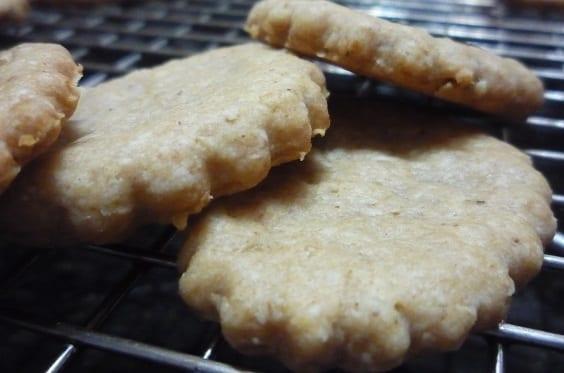 Recetas galletas caseras