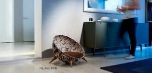 Camas de lujo para perros futuristas