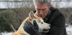 """Richard Gere en un fotograma de la película """"Siempre a tu lado, Hachiko"""""""