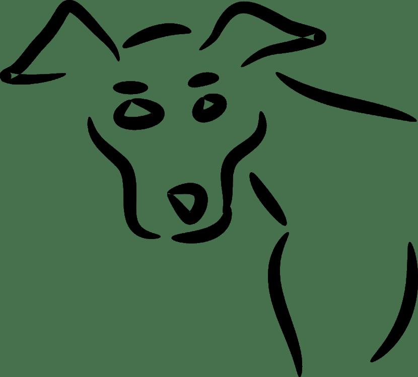 Dibujos De Perros Muy Bonitos Y Fáciles Para Colorear Pintar O Calcar