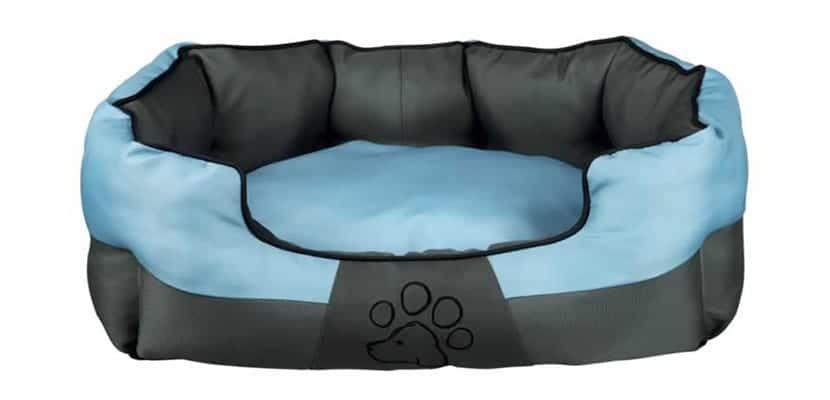 Cama de tela para perros