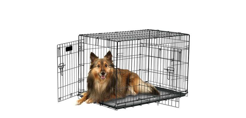 Jaula para perros desmontable