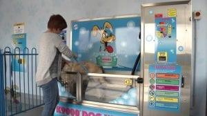 maquinas de lavado para mascotas