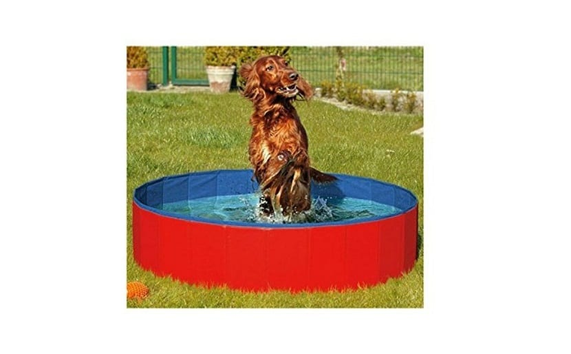 FurryFriends Piscina plegable para perro