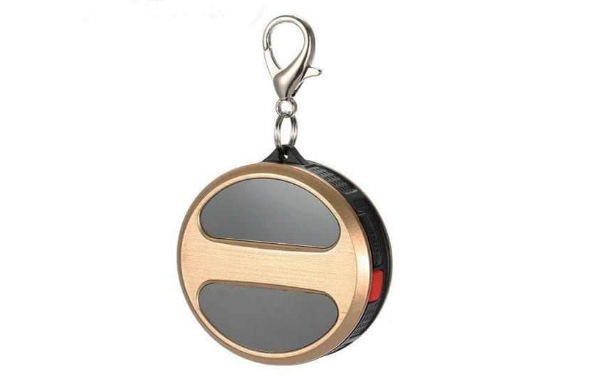 TKSTAR Mini Portátil GPS Resistente al Agua