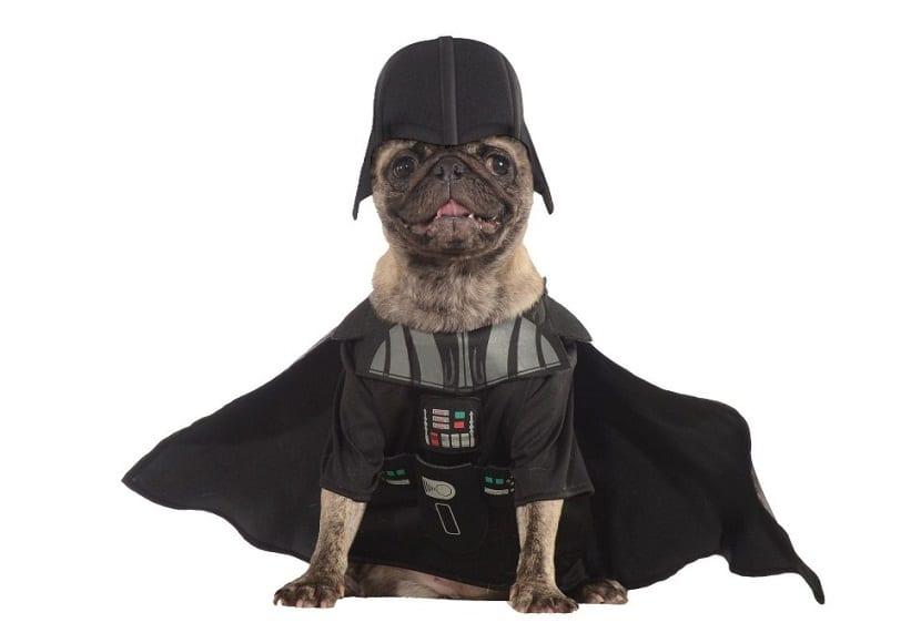 disfraz Satar Wars- Darth Vader para perro