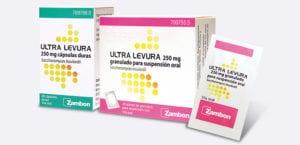 Ultra levura probióticos