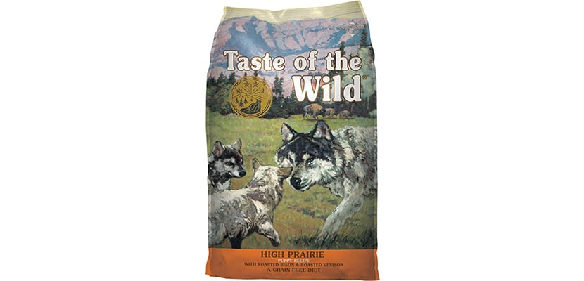 Taste of the wild puppy