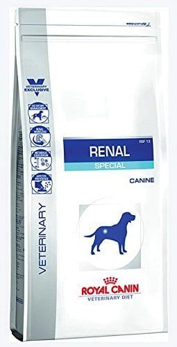 Royal Canin renal para perros