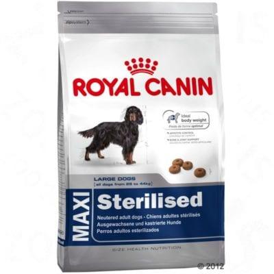 Royal Canin para perros maxi esterilizados